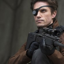 Arrow: Michael Rowe in una scena dell'episodio Suicide Squad