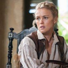 Black Sails: Hannah New in una scena del terzo episodio della prima stagione