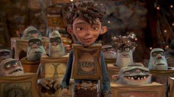 Boxtrolls - Le scatole magiche: una delle prime immagini del film d'animazione