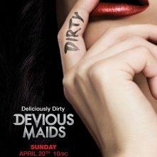 Devious Maids: un poster della seconda stagione della serie