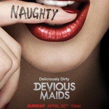 Devious Maids: uno dei poster della seconda stagione della serie