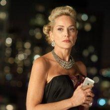Gigolò per caso: un'affascinante Sharon Stone in una scena del film