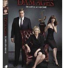 La copertina di Damages - Stagione 4 (dvd)
