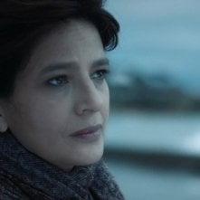 Nessuno mi pettina bene come il vento: Laura Morante in una scena