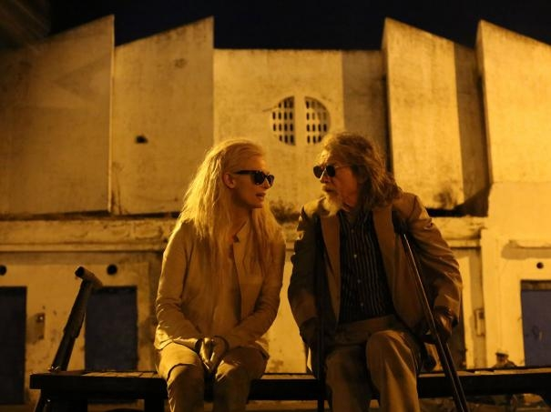 Only Lovers Left Alive Tilda Swinton E John Hurt In Una Scena Del Film 302009