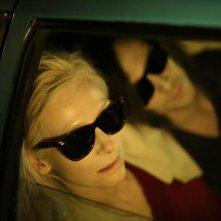 Only Lovers Left Alive: Tilda Swinton e Tom Hiddleston in auto