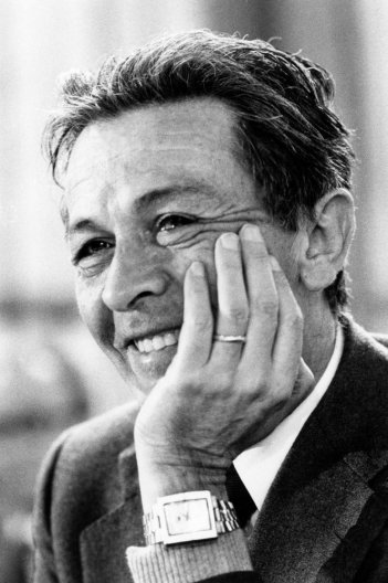 Quando c'era Berlinguer: Enrico Berlinguer in una bella immagine tratta dal documentario