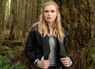 The 100: Eliza Taylor in un'immagine promozionale della serie