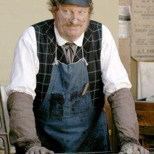 Deadwood: Jeffrey Jones in una scena della prima stagione della serie