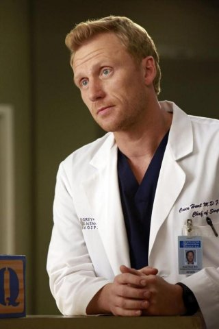 Grey's Anatomy: Kevin McKidd nell'episodio Throwing It All Away