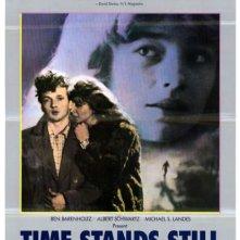 Il tempo sospeso: la locandina del film