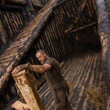 Noah: Russell Crowe impegnato nella costruzione dell'arca