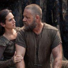 Noah: Russell Crowe insieme a Jennifer Connelly