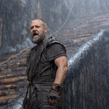 Noah: Russell Crowe sotto il diluvio universale