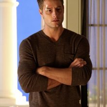 Revenge: Justin Hartley in una scena dell'episodio Struggle