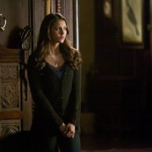 The Vampire Diaries: Nina Dobrev durante una scena dell'episodio While You Were Sleeping