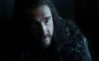 Il trono di spade: Joseph Mawle in una scena dell'episodio Lord Snow
