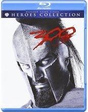 La copertina di 300 - Real heroes Collection (blu-ray)