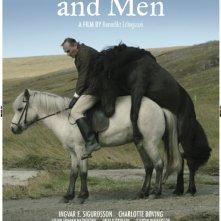 Of Horses and Man: la locandina del film