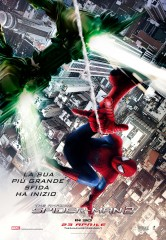 The Amazing Spider-Man 2: Il potere di Electro in streaming & download