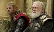 Il Blu-ray di Thor: The Dark World