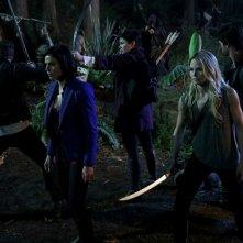C'era un volta: Ginnifer Goodwin, Jennifer Morrison, Colin O'Donoghue, Josh Dallas nell'episodio Lost Girl