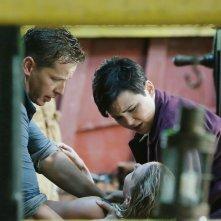 C'era un volta: Josh Dallas, Ginnifer Goodwin e Jennifer Morrison nell'episodio The Heart of the Truest Believer
