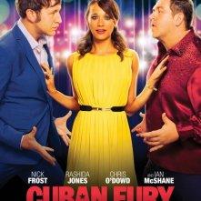 Cuban Fury: poster USA