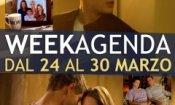 Week-Agenda: Captain America, Mom e The Host