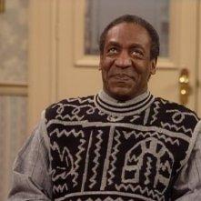 Bill Cosby in una scena de I Robinson