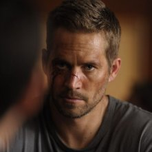 Brick Mansions: Paul Walker in una scena del film