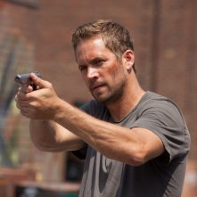 Brick Mansions: Paul Walker in una scena del film d'azione