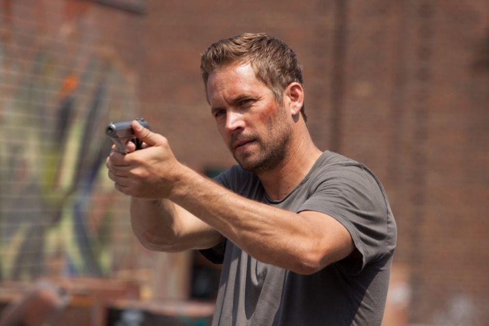 Brick Mansions: Paul Walker in una scena del film d'azione