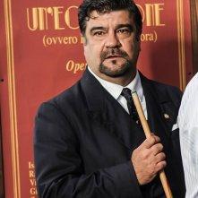 Il pretore: Francesco Pannofino sul set del film