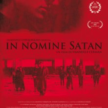 In Nomine Satan: la locandina definitiva del film