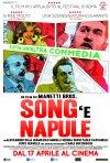 Song'e Napule: la locandina definitiva