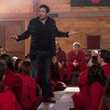 The Following: James Purefoy in una scena dell'episodio Teacher's Pet