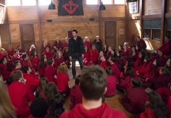The Following: James Purefoy nell'episodio Teacher's Pet