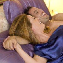 Ti sposo ma non troppo: Gabriele Pignotta e Vanessa Incontrada tra le lenzuola sul set del film