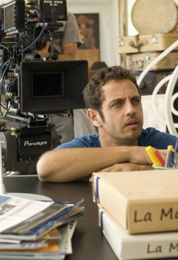 Ti sposo ma non troppo: Gabriele Pignotta, regista e protagonista, sul set del film
