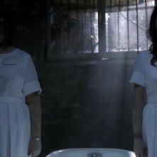 Una scena del secondo episodio di American Horror Story, Il passato ritorna