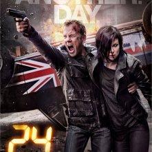 24: Live Another Day, il poster della nuova stagione