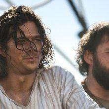 Black Sails: Luke Arnold nel quarto episodio della prima stagione