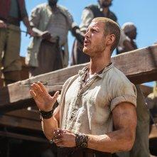 Black Sails: Tom Hopper nel quarto episodio della prima stagione