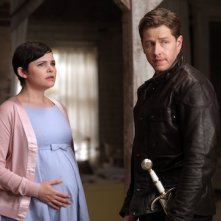 C'era una volta: Ginnifer Goodwin e Josh Dallas nell'episodio Quiet Minds