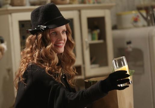 C'era una volta: Rebecca Mader nell'episodio Quiet Minds