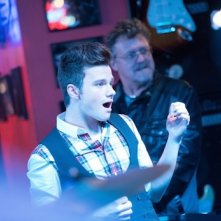Glee: Chris Colfer nell'episodio New New York