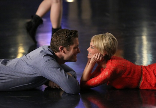 Glee Matthew Morrison E Kristin Chenoweth Nell Episodio New Directions 302820