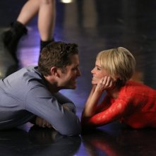 Glee: Matthew Morrison e Kristin Chenoweth nell'episodio New Directions