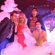 Glee: una scena dell'episodio New Directions
